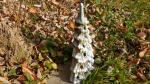 stromek maxi,malovaná keramická,světelná dekorace