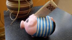 pepina keramická pokladnička